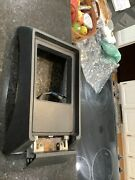 1971-1973 Mustang Mini Console Used Black
