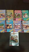 The Babysitters Club Lot Of 9 's 100,101,104,105,108,109, 110, 114,123
