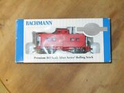Bachmann Silver Series Ho Scale Norfolk And Western Northeast Steel Caboose