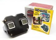 Antique Sawyers View-master Stereoviewer - Box And Manual - Uk Dealer