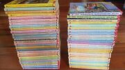 The Babysitters Club Lot Of 55 Books 1-15,17-25,28,30,31,35-40,42,46-52,57,58 +