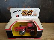 Vintage Ertl International Harvester 1/64 4 Wheel Drive Tractor Toy Toys New In