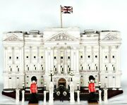 Department 56 Dickens Village Buckingham Palace Limited Edition
