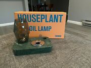 Houseplant Oil Lamp By Seth Rogen New, Never Used