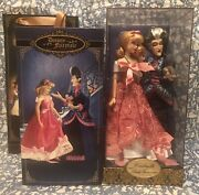 New Disney Fairytale Designer Cinderella And Lady Tremaine Doll Limited Edition Le