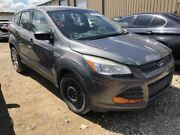 2013-2019 Ford Escape Left Front Driver Door Wb Gray Electric Windows 627168