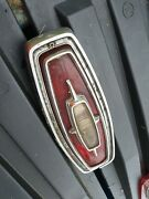 1967 Ford Galaxie Wagon Tail Light 67 County Squire
