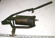 Vintage Automobile Inland Pump Mfg Co. Running Board Tire Air Pump Ford Model T