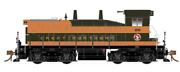 Rapido 1/87 Ho Great Northern Emd Sw1200 Rd. 29 Locomotive Dc/dcc And Sound 27531