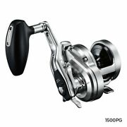 Shimano Ocea Jigger 1500hg Saltwater Star Drag Reel Right Handle F/s W/tracking