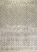 Modern Moroccan Rug 100 Natural Undyed Wool Custom Options Available