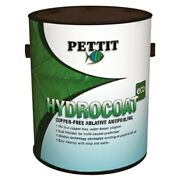Pettit Paint Hydrocoat Eco 1 Gal White Copper-free Ablative Antifouling Paint