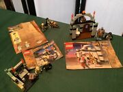 Lego Harry Potter 3 Sets 4711, 4712, And 4731. 100 Complete With Bonus