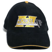 Howell Tractor And Equipment Gary Indiana Vintage Trucker Snapback Hat Cap
