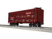Lionel 3-17270 O Lionscale Nickel Plate Road Stock Car Pack Of 6