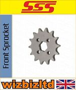 Honda Cr80 Ra Elsinore 1980 [triple S Motorcycle Front Sprocket] [replacement]
