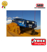 Arb 4x4 Accessories Deluxe Bull Bar For Toyota Tundraandsequoia 2007-2013- 3415010