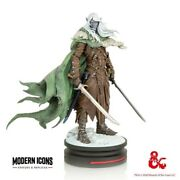 Dungeons And Dragons Drizzt Doand039urden Forgotten Realms Modern Icons Statue Figure