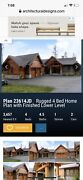 Complete Pdf House Plan For Sale W/complete Schedules 3657sq/ft Walkout Basement
