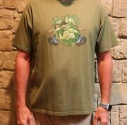 Hopslam 2 Sided Tshirt - Size Large 50/50 Only Worn A Couple Times
