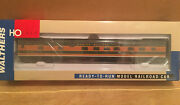 Ho Walthers Great Northern Empire Builder P-s 7-4-3-1 Sleeper Passenger Car Gn