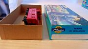 Ho Scale Athearn Caboose Baltimore And Ohio Red C-1715 Built