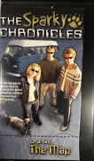 2003 The Spark'y Chronicles-case Filethe Map Vhs Vintage 1st Issue-ships N 24hr
