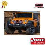 Arb 4x4 Accessories Spare Tire Carrier For Jeep Wrangler Tj Lj 97-06 - 5750012