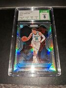 2020-21 Panini Prizm 278 Lamelo Ball Rc Csg 8 Hornets Rookie Silver Nm Mint