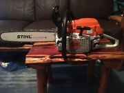 """Stihl Ms261c Chainsaw With 16"""" Bar And Chain"""