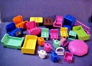 Lego Duplo Doll House Family Home - Furniture And Accessories - Choose A2