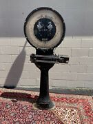 Vintage Toledo Scale 1600 Lb Capacity No Springs Honest Weight Can Ship