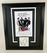Clerks Kevin Smith Autographed Signed 16x20 Framed Photo Acoa