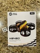 Holy Stone Hs450 Mini Drone Rc Hand Operated Obstacle Avoidance Quad