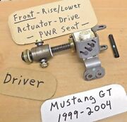 May 1999 Ford Mustang Driver Power Seat Front Rise Lower Actuator 99-04 Part