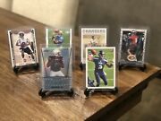 Russell Wilson Rc Lot 30 Brees Newton Auto Rivers Fitz Allen Ceh Burrow Rookie