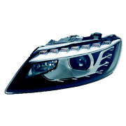 New Aftermarket Driver Side Front Head Lamp Lens And Housing 4l0941029ak