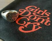 Girls Donand039t Cry Ring Ladies Inner Diameter 1.7cm No. 13 6.5-7us Size Accessories