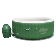 Saluspa 6 Person Inflatable Outdoor Spa Jacuzzi Bubble Massage Hot Tub