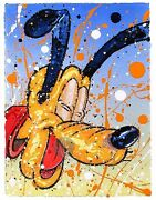 Whatand039s So Dog Gone Funny - David Willardson - Limited Edition Serigraph On Paper
