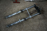 Ceriani 35mm Road Race Competition Forks Harley Triumph Ahrma