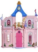 Disney Princess Comfy Squad Castle, Dollhouse 3.5 Feet Tall With 16 Accessories