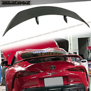 New Carbon Fiber Ag Style Spoiler Fit 2019 2020 2021 Toyota A90 A91 Supra Gr