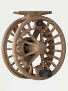 Redington Run Fly Reel - Black Coyote Sand Or Burgundy Color - All Sizes