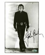 Johnny Cash Autographed Signed 8x10 Photo Certified Authentic Psa/dna Coa