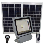 350 Watt Super Bright 30 Motion Activated Grey Outdoor Integrated Led Solar Powe