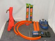 Hotwheels Workshop Track Builder Lotincludes New Track Launcher And More