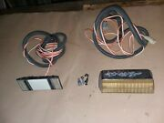 1970 Chevy Pickup Truck Cargo And Interior Dome Light Lamps Wire Parts Custom C10
