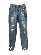 American Eagle Next Level Stretch Jeans Women's Curvy High Rise Jegging Size 6