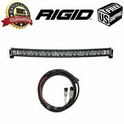 Rigid Industries Radiance+ Curved 40 W/multi-trigger Harness White Back-light